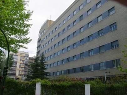 Fachada del Hospital Materno Infantil de Granada