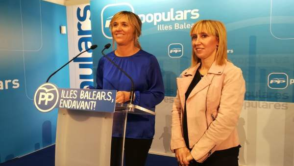 La diputada del PP por Baleares, Teresa Palmes