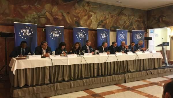 Conferencia 'Migraciones y Desarrollo de África'