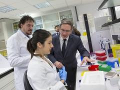 2.850.000 euros para investigar nuevas vías de tratamiento del cáncer hepático