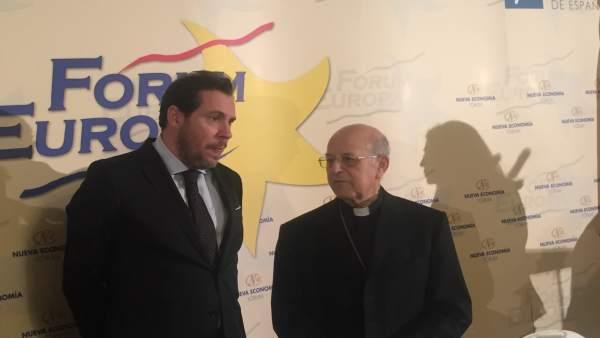 Puente y Blázquez presentan la Semana Santa de Valladolid.15-03-18