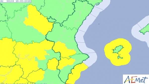 El vent de ponent s'intensificarà aquest dissabte i baixaran les temperatures