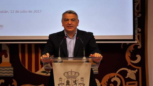 Foto de archivo de Javier de Andrés