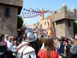 Feria Medieval del Descubrimiento de Palos de la Frontera.