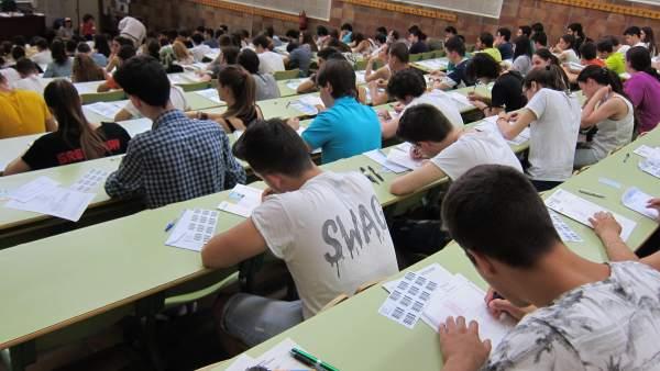 Examenes.