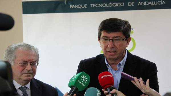 Juan Marín en Málaga