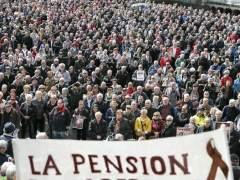 Horarios y recorridos de las manifestaciones de pensionistas del 17 de marzo
