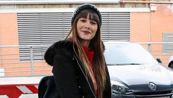 AITANA, ex concursante de Operación Triunfo