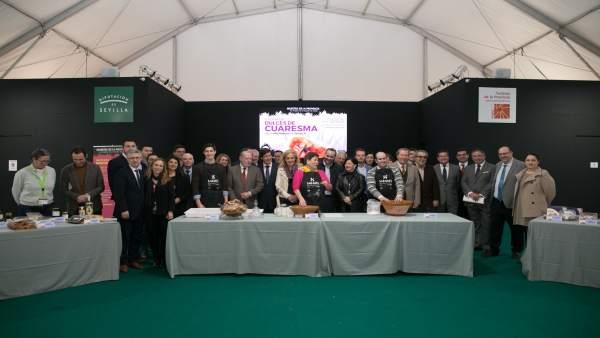 Sevilla saborea la Cuaresma en la Diputación