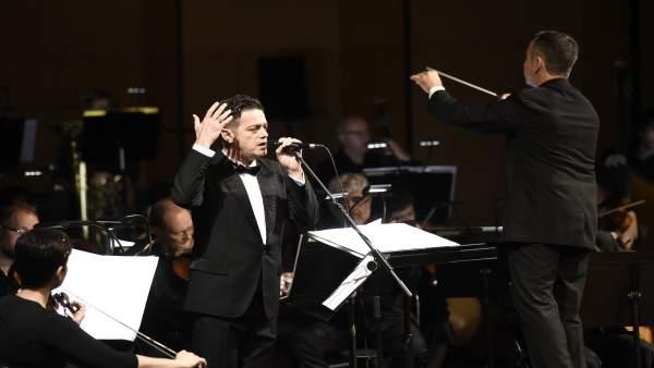 Auserón actuará en San Jorge en Zaragoza y Huesca