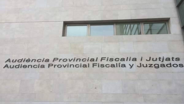 Un home accepta un any de presó per atropellar dos joves quan conduïa embriac i a gran velocitat en Falles de 2016