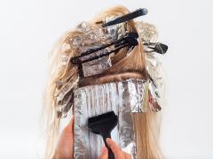 Tinte cabello pelo