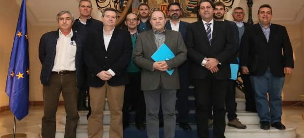 Diputación, universidades y regantes alcanzan un Pacto Provincial del Agua sin Esquerra Unida