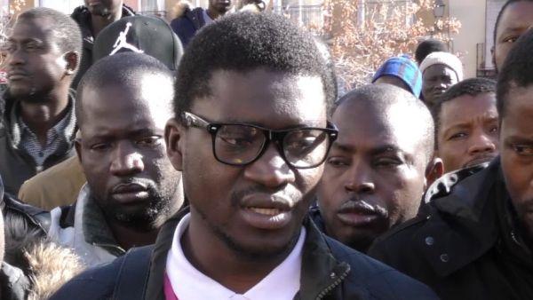 """""""Hubo gente que azuzó a los africanos contra la policía"""""""