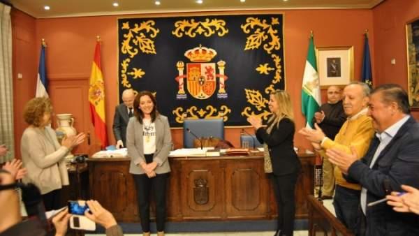 María de los Ángeles Ballesteros, delegada de educación y patrimonio de Alcalá