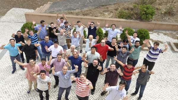 Aragón consolida el número de seminaristas