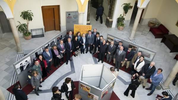 Exposición fotográfica '20 años In Memoriam'