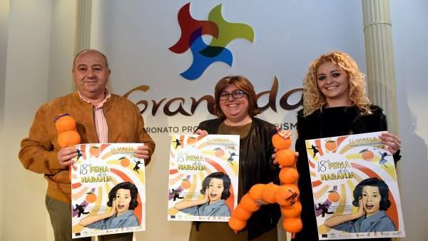 Presentación de la 18 edición de la Feria de la Naranja
