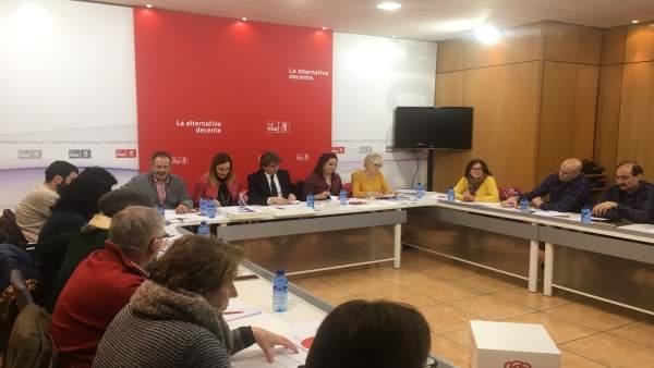 Valladolid.- Reunión del Consejo de Alcaldes