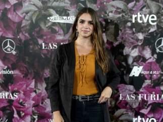 Elena Furiase en una imagen de archivo.