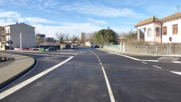 Ronda norte de Barbastro (Huesca)