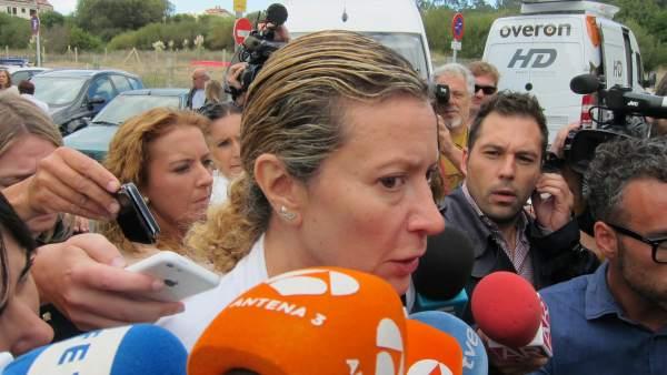 Diana López-Pinel, madre de Diana Quer
