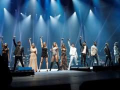 Madrid aclama a los triunfitos en la segunda parada del 'girOT'