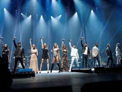 Concierto de OT en Madrid