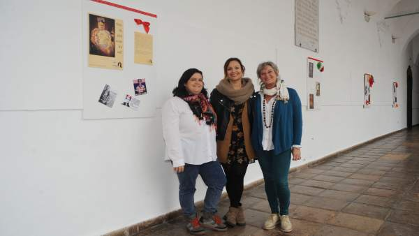 Exposición sobre mujeres promovida por la Diputación de Córdoba