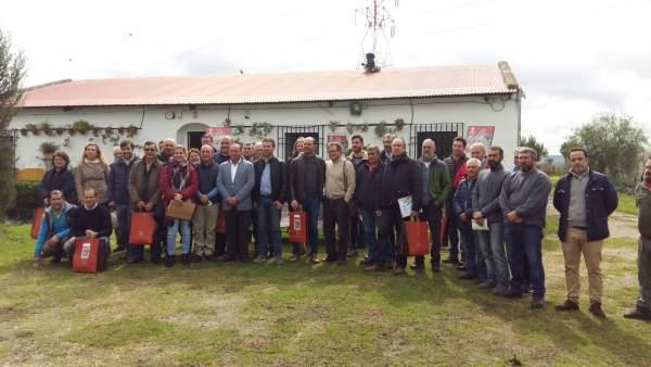Diputación de Córdoba apuesta por recuperar variedades hortícolas autóctonas