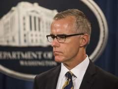 Despiden al subdirector del FBI a 26 horas de su jubilación