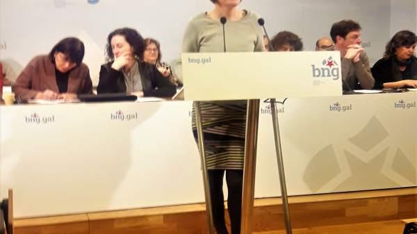 Ana Pontón, Consello Nacional