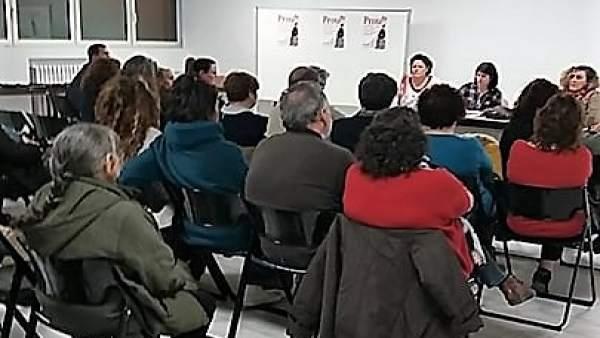 Reunión PROU