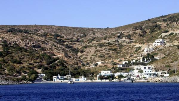 Puerto de Agatonisi