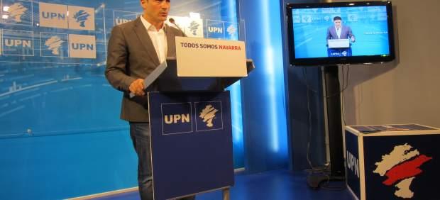 """UPN pide a Uxue Barkos que """"se deje de titulares falsos y de brindis al sol"""""""