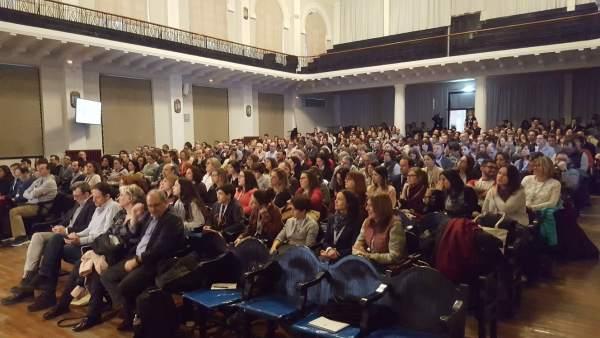 Reunión de la Comunidad de Educadores de Google en Zaragoza.