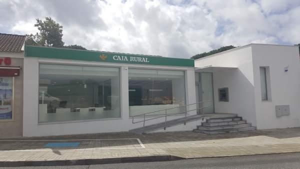 Nueva sucursal de Caja Rural del Sur en Minas de Riotinto (Huelva)