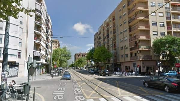 Detenida una mujer por el crimen de un hombre hallado emparedado en Valencia