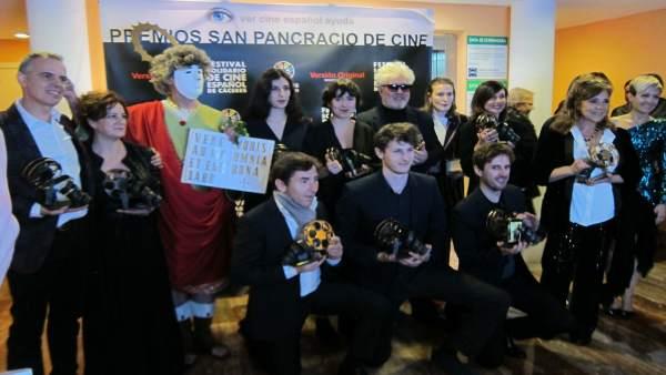 Premios San Pancracio de Cáceres