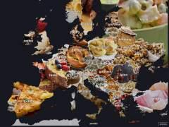 El mapa europeo de las recetas más buscadas en Google