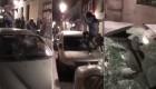 Causan destrozos en coches aparcados en Lavapiés