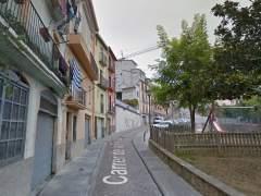 Calle Pietat, Berga