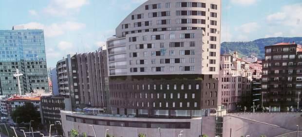 Vincci Consulado de Bilbao abrirá sus puertas en el último trimestre del año con 93 habitaciones