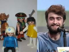 Daniel Radcliffe protagonizará una película sobre Playmobil