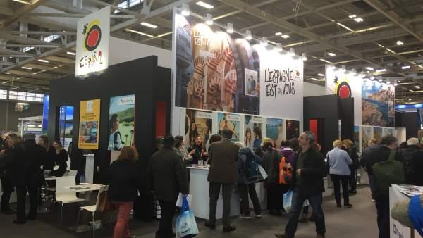 Salón mundial del turismo de París