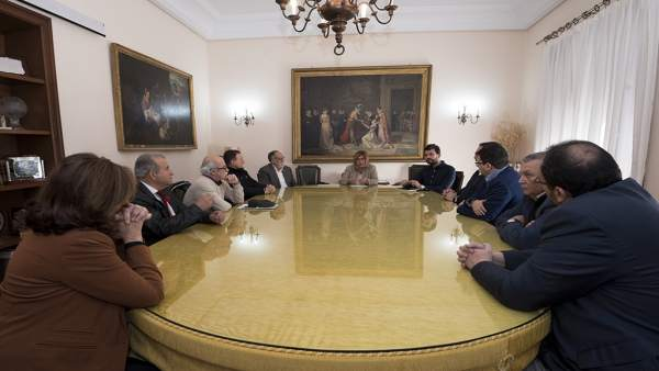Reunión Pta. Federaciones Deportivas