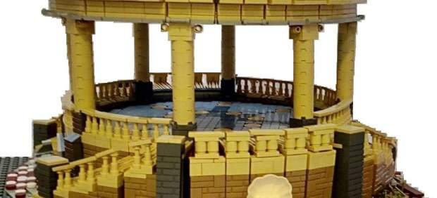Condestable acoge hasta el 6 de abril varias actividades de Lego con una exposición, tres talleres y una película