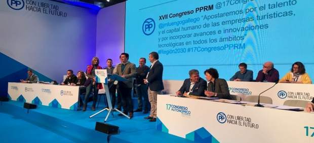 """Un PP comprometido con la ética, la libertad y la igualdad en una Región """"más moderna y avanzada"""""""