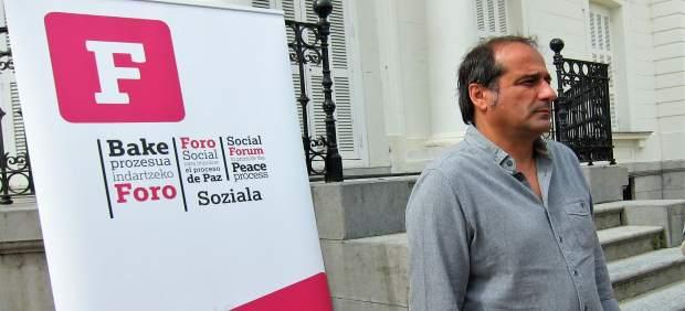 Foro Social espera en próximas semanas un acuerdo de PNV, EH Bildu E-Podemos, PSE y los sindicatos sobre acercamiento