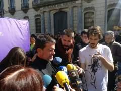 "Valls ""estudia"" valora una oferta de Ciutadans para ser candidato en Barcelona"